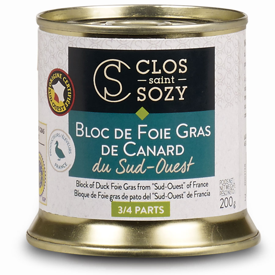 Bloc-de-foie-gras-de-canard-du-Sud-Ouest-200g