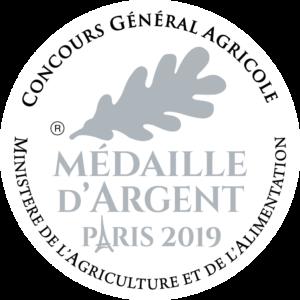 Médaille CGA 2019 | Clos Saint Sozy