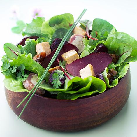 Salade Fraicheur au magret séché fumé.jpg